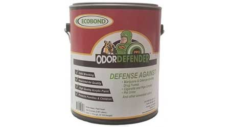 Smoke and Odor Blocking Paint: ECOBOND