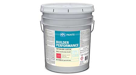 Interior Latex Paint: PPG Paints