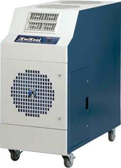 Portable Air Conditioner: KwiKool Portable Cooling Systems
