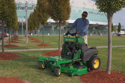 Stand-On Mowers: John Deere Co.