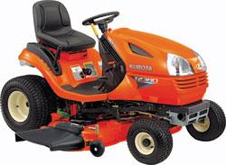 Riding Mowers: Kubota Tractor Corp.