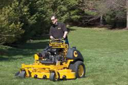 Stand-On Mower: Wright Manufacturing Inc.