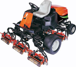 Lightweight Mower: Jacobsen, a Textron Co.