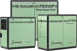 Air Compressors: Sullair