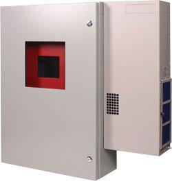 Metal Cabinet: Safety Technology International Inc. (STI)