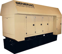 Generator: Generac Power Systems Inc.