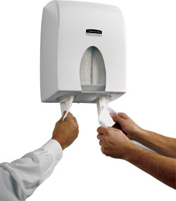 Hand-Towel Dispenser: Kimberly-Clark Professional