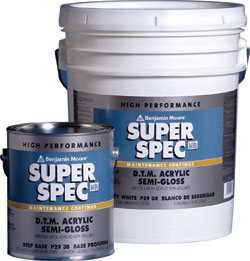 Dual-Purpose Coating: Benjamin Moore & Co.