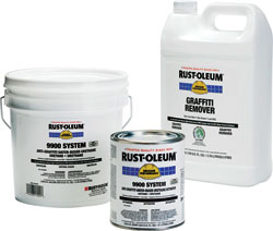 Anti-Grafitti Coating: Rust-Oleum Corp.