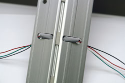 Geared Continuous Hinge: SELECT Hinges
