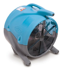 Portable Air-Mover: Dri-Eaz Products Inc.