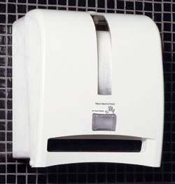 Towel-Dispensing System: SCA Tissue North America