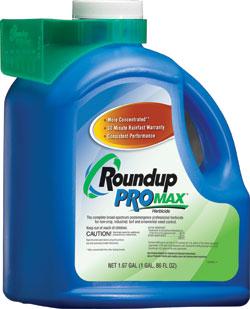 Weed Killer: Monsanto