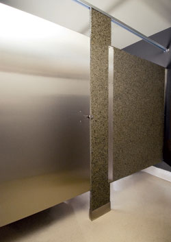 Restroom Partitions: Bradley Corp.