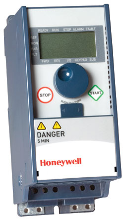 Variable-Frequency Drives (VFD): Honeywell International