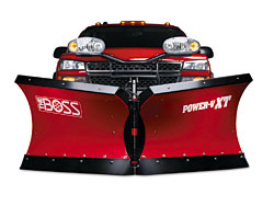 Snowplow: The Boss Snowplow