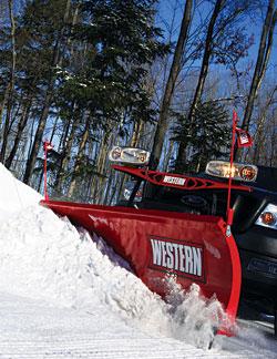 Snowplow: Western Snowplows