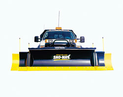 Wing plow: Sno-Way International Inc.