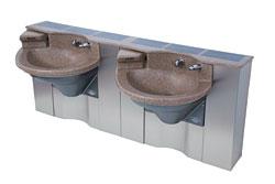 Lavatory system: Bradley Corp.