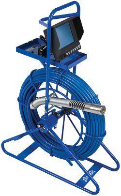 Drain-Inspection Camera: Electric Eel Manfaucturing