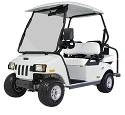 Low-Speed Utility Vehicle: Club Car Inc.