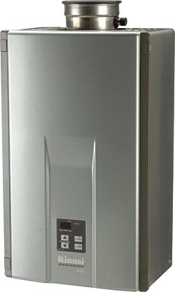 Tankless Water Heater: Rinnai America Corp.