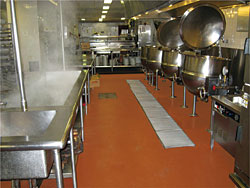 Epoxy-Mortar Flooring: Stonhard Inc.