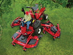 Rotary Mowers: The Toro Co.