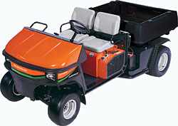 Utility Vehicle: Jacobsen, a Textron Co.