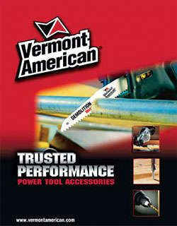 Power-Tools Catalog: Vermont American Canada