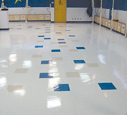 Flooring Finish: Ultra Durable Floors