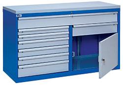 Storage Cabinets: Lista International Corp.