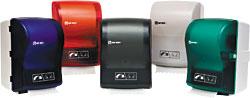 Roll-Towel Dispenser: Wausau Paper/Bay West
