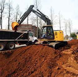 Hydraulic Excavators: John Deere Co.
