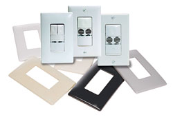 Wall Switch Occupancy Sensors: WattStopper/Legrand