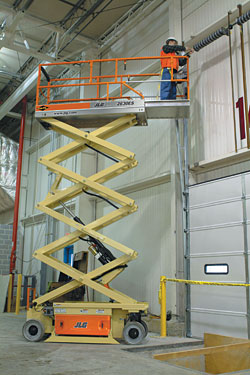 Scissor Lift: JLG Industries Inc.