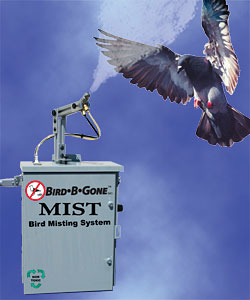 Bird-Control Mist: Bird-B-Gone Inc.