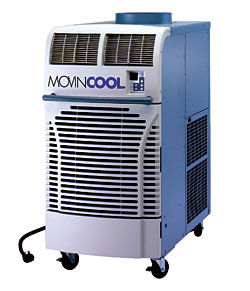 Portable Cooling System: MovinCool/DENSO Sales California Inc.