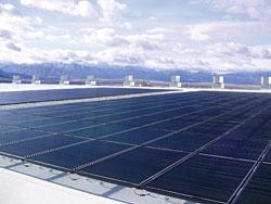Photovoltaic Roof: Carlisle SynTec