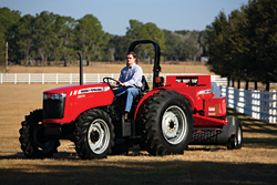 Utility Tractor: Massey Ferguson