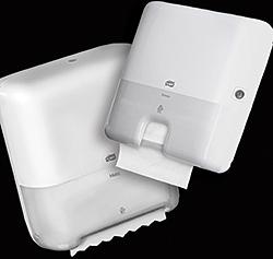Washroom Dispensers: SCA Tissue North America