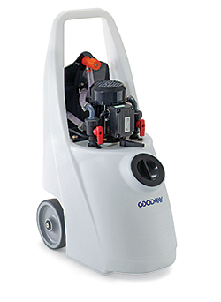 Scale-Removal System: Goodway Technologies Corp.