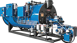 Fire-Tube Boiler: Hurst Boiler & Welding Co. Inc.