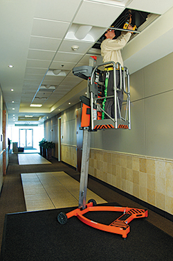 Aerial Work Platform: JLG Industries Inc.