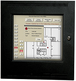 Fire-Alarm Controller: Johnson Controls Inc.