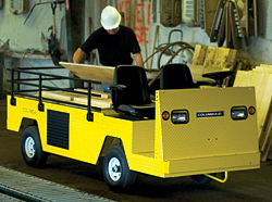 Electric Utility Vehicle: Columbia ParCar Corp.