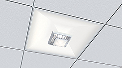 LED Indirect Luminaire: Cooper Lighting