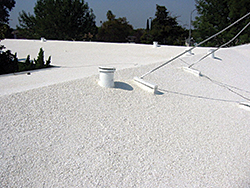 Roof-Gravel Surfacing: The Garland Co. Inc.