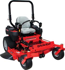 Zero-Turn Mower: Gravely Turf, an Ariens Co.