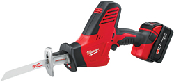 Cordless Reciprocating Saw: Milwaukee Electric Tool Corp.